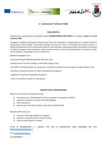 LOCANDINA BANDO SELEZIONE JOVENES RURALES EN ACCION_001