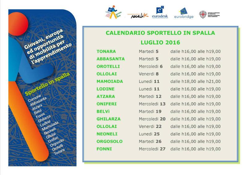 calendario_sportello in spalla_luglio