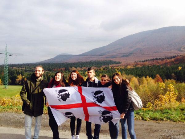 Il Team Sardo in Repubblica Ceca per il progetto Future in Our Hands