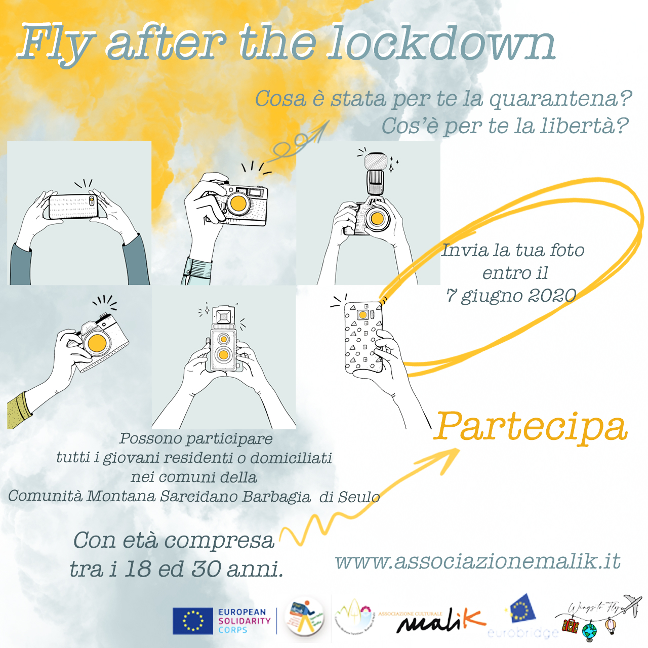 fly-after-the-lockdown-locandina